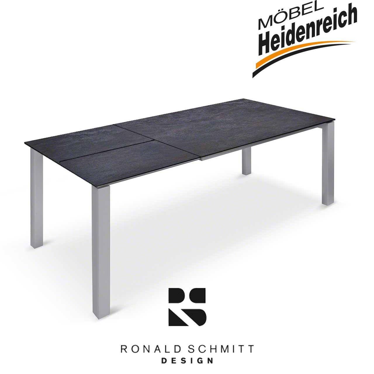 Esstisch P Ausziehbar Keramik Ronald Schmitt 2380 IEHWD29