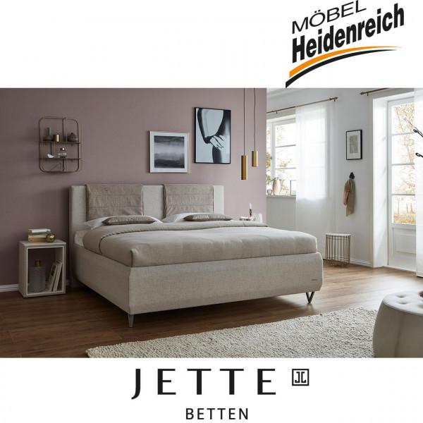 Jette-Betten Boxspringbett stoffbezogener Matratze #104