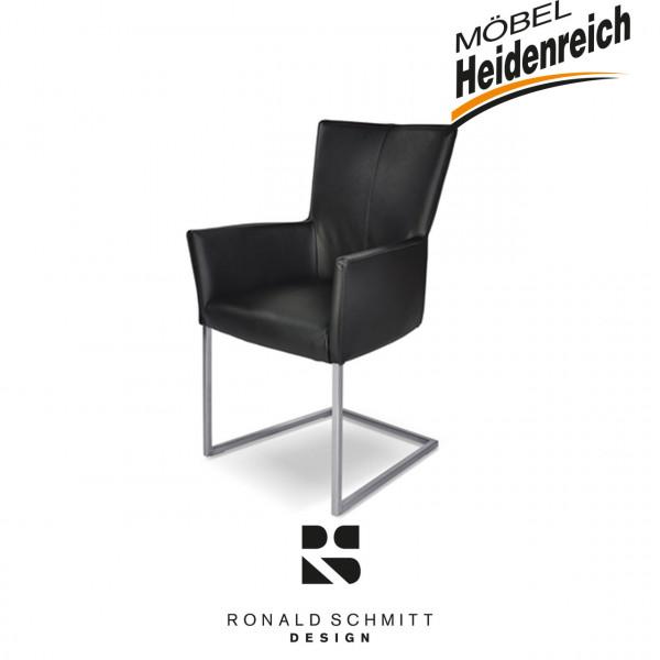 Ronald Schmitt - Stuhl - SIENA RST 174 Freischwinger Armlehne