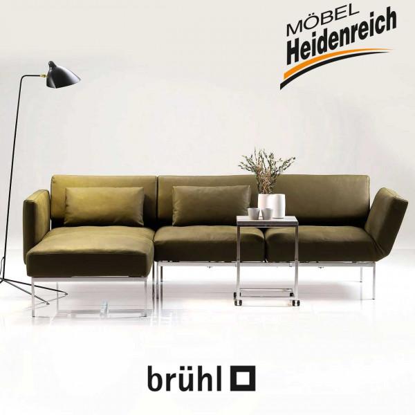 brühl roro/20-soft - Eckgarnitur 72022 + 72007