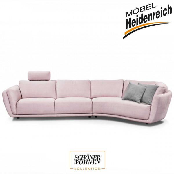 Schöner Wohnen Kollektion - Metropolitan Rundsofa 6256