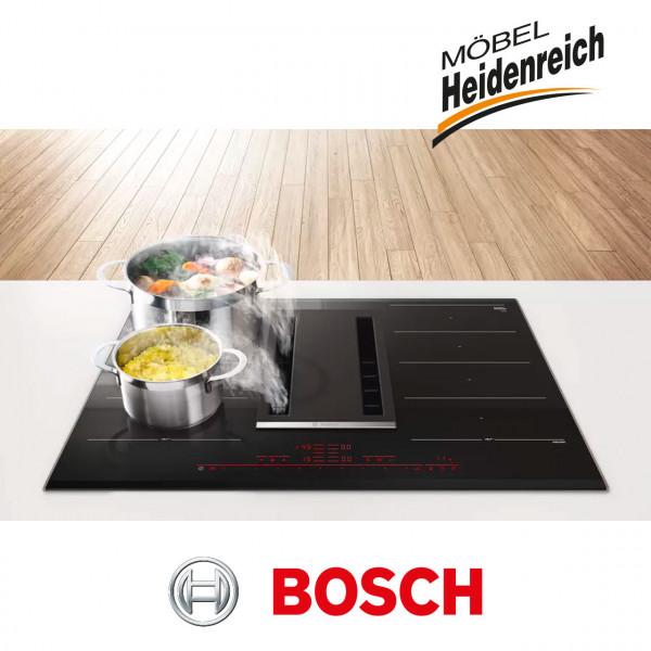 BOSCH Kochfeld mit Dunstabzug PXX801D33E