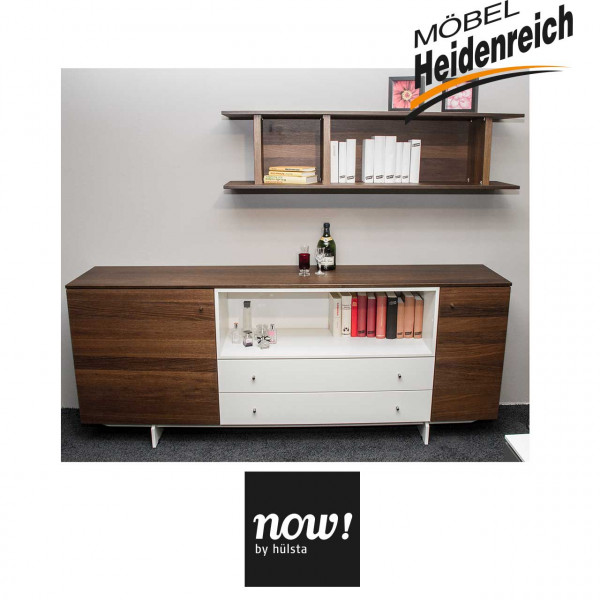 now by h lsta sideboard plus h ngeregal sideboards sale m bel heidenreich. Black Bedroom Furniture Sets. Home Design Ideas