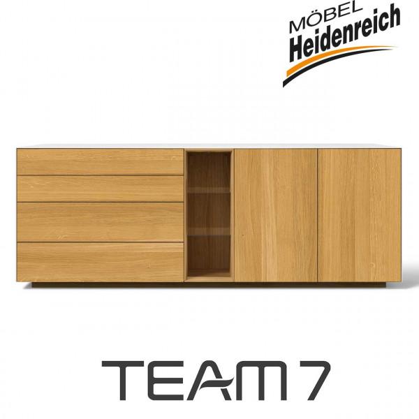 Team7 cubus pure Anrichte 77 Eiche Jubiläumsedition