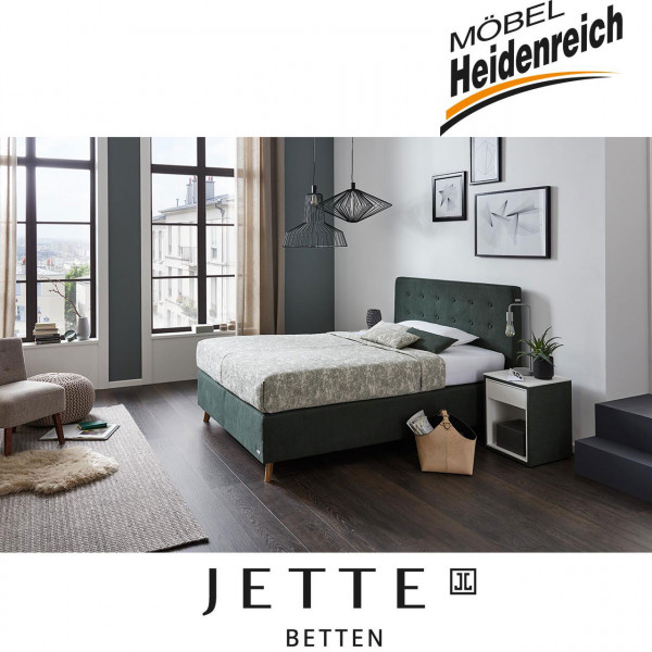 JETTE-Betten #105 - Boxspringbett Basis