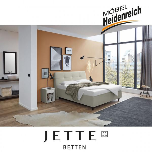 Jette #108 Polsterbett SQUARES mit Matratze