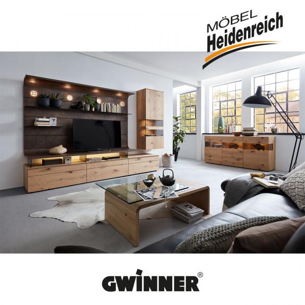 GWINNER Treviso Wohnwandkombination TO220