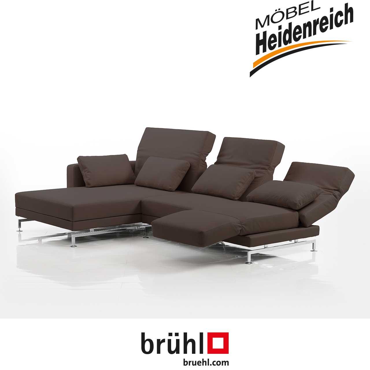 ecksofas br hl marken m bel heidenreich. Black Bedroom Furniture Sets. Home Design Ideas