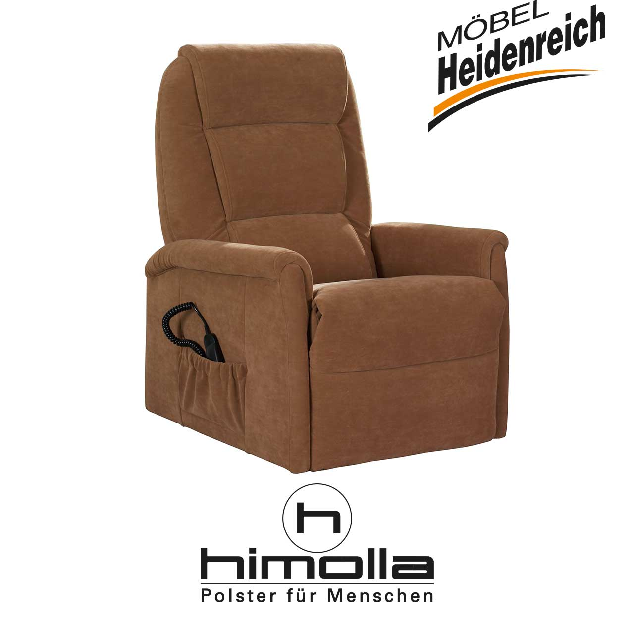 himolla sessel 9773 26g himolla marken m bel heidenreich. Black Bedroom Furniture Sets. Home Design Ideas
