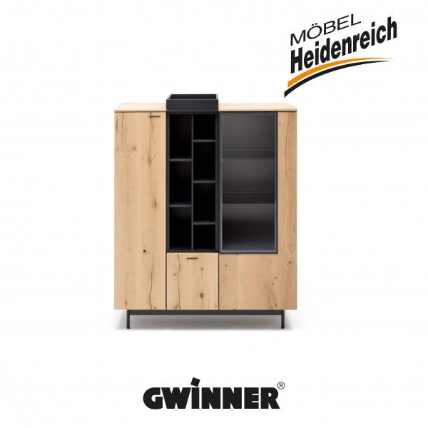 GWINNER Style Highboard HB1