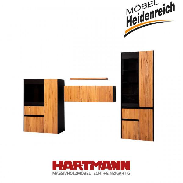Hartmann Zafiro - Wohnwand 5150 Nr. 01