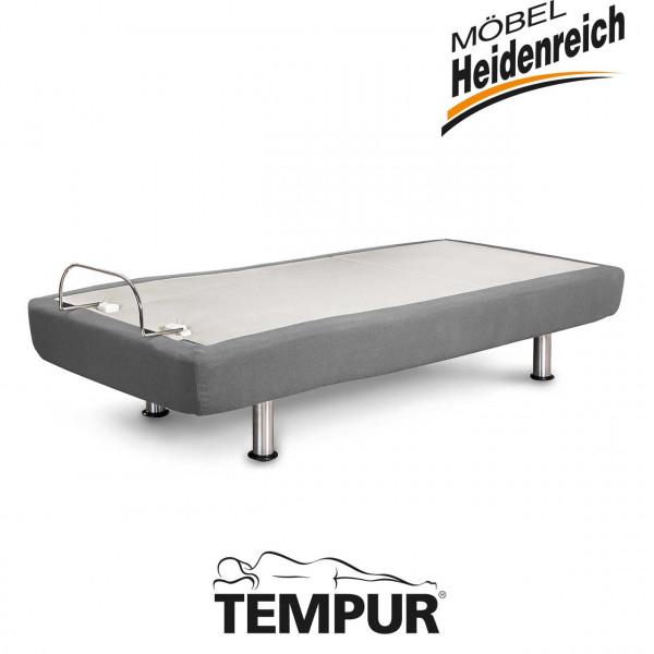 Tempur Zero G – Schlafsystem, 100 x 200cm, grau