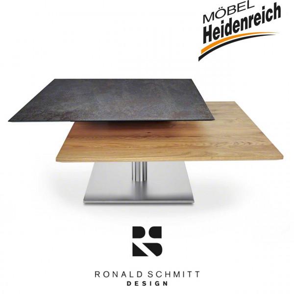 Ronald Schmitt H 509 Couchtisch Evita - Holz/Keramik
