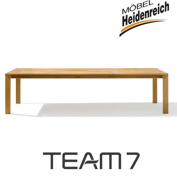 Team7 magnum Auszugstisch Eiche Jubiläumsedition