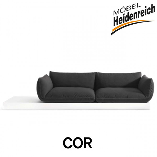 COR Jalis - Sofa 2-er 57110 & 57101