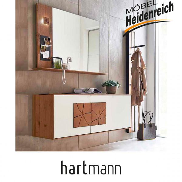 Hartmann Caya - Garderobe 7140 Nr. 102 INKLUSIVE BELEUCHTUNG