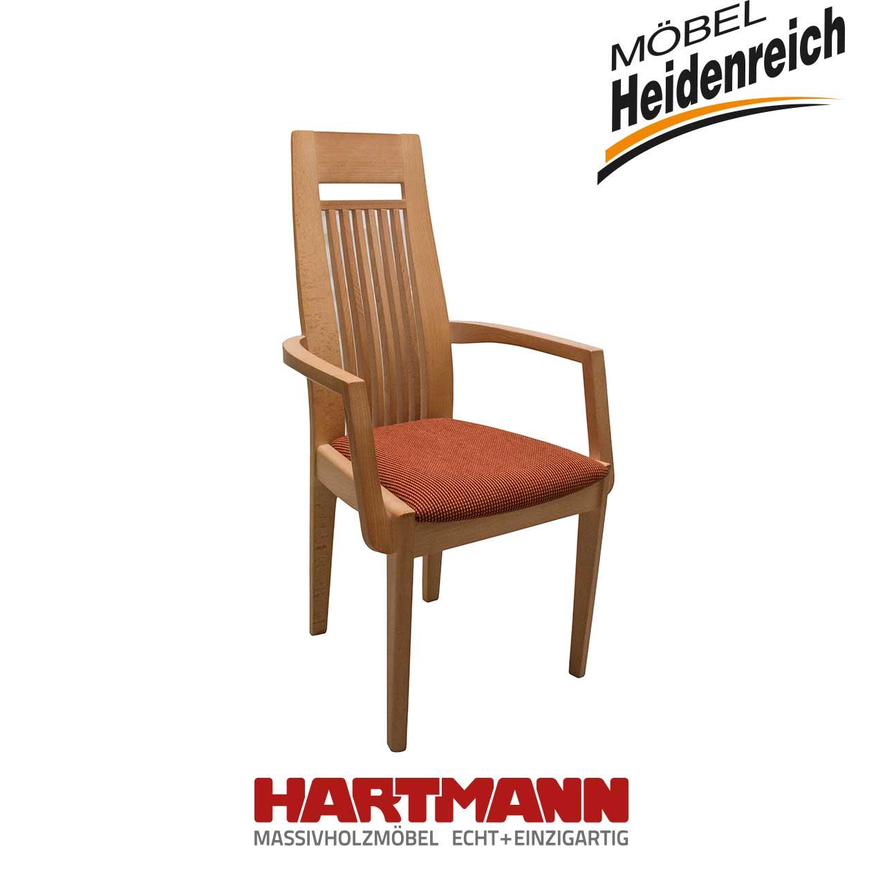 hartmann stuhl 679 st hle sale m bel heidenreich. Black Bedroom Furniture Sets. Home Design Ideas