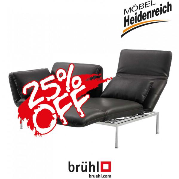 Brühl – Roro Medium – 2-Sitzer mit Drehsitzen
