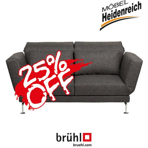 Brühl – Moule Small – 2-Sitzer mit Drehsitzen