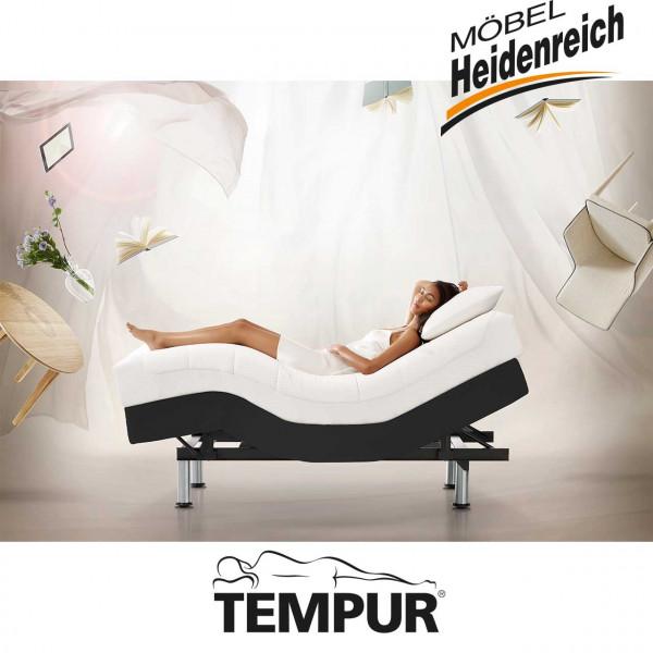 TEMPUR SET - AKTION - Zero G Rahmen + 25er Matratze