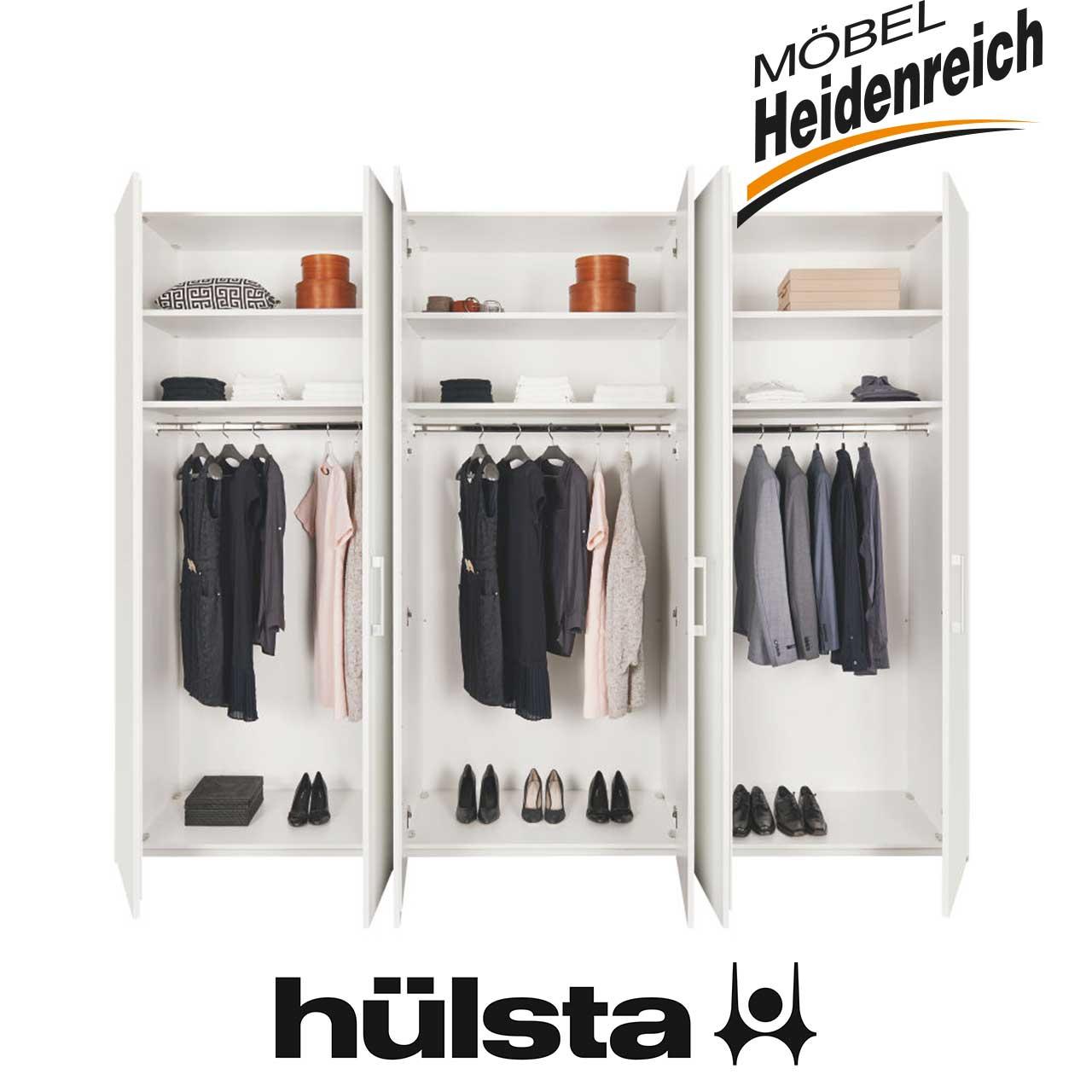 Hulsta Kleiderschrank Solo 986011 986012 Mobel Heidenreich