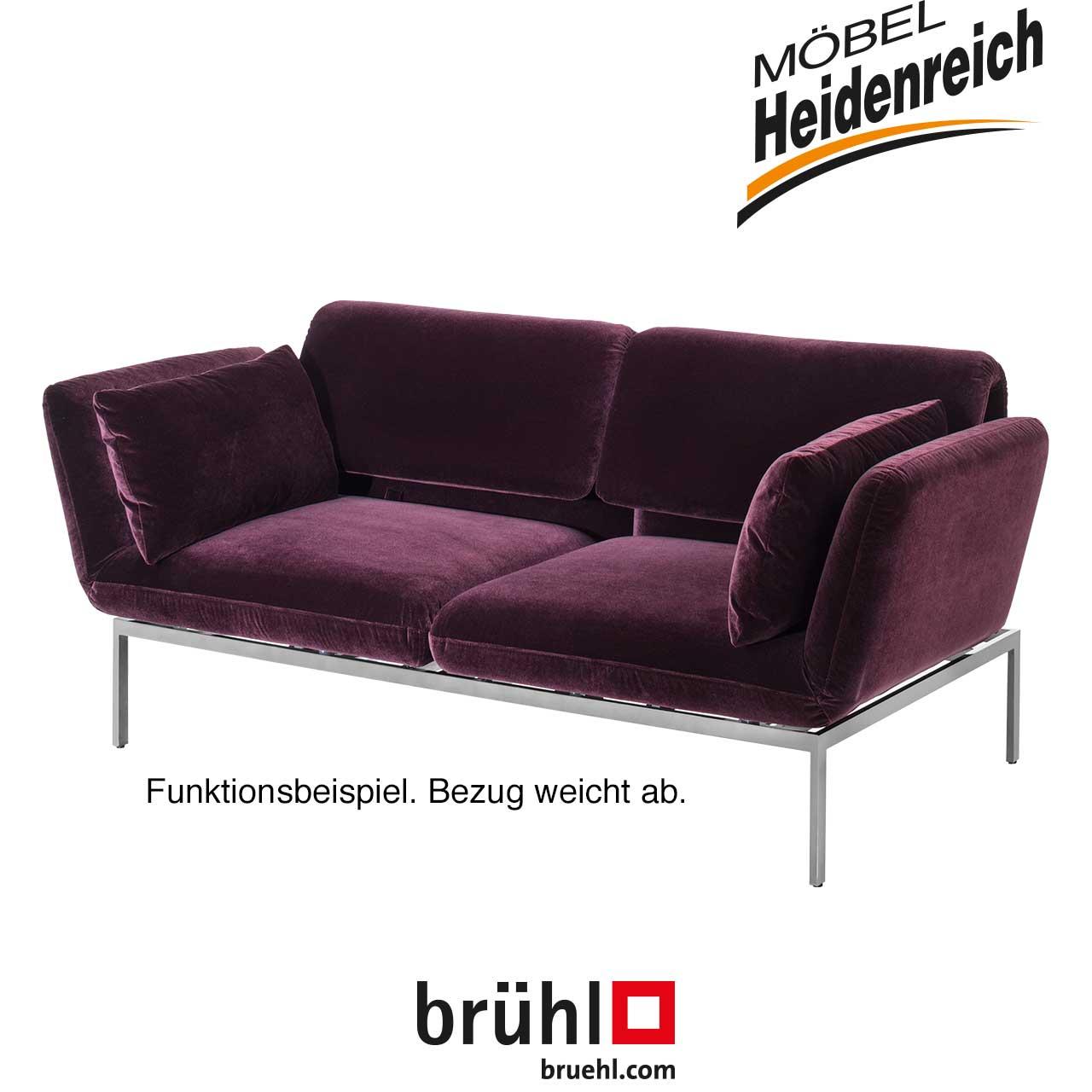 br hl sofa roro m bel heidenreich. Black Bedroom Furniture Sets. Home Design Ideas