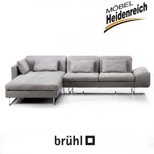 brühl embrace - Empfehlung Eckcouch 69638 + 69621