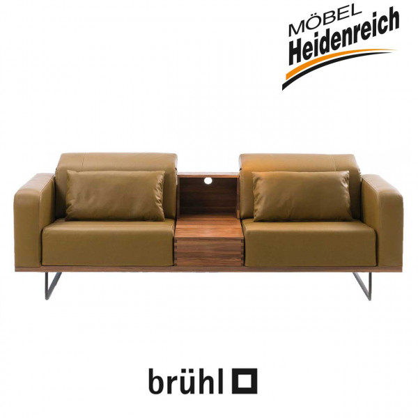 brühl deep space - 3-er Sofa 67312