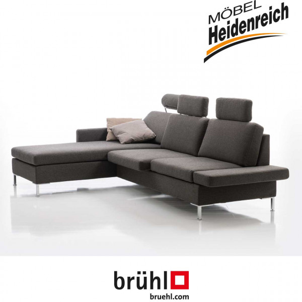 "Brühl – Ecksofa ""alba 55/70 all in one"""