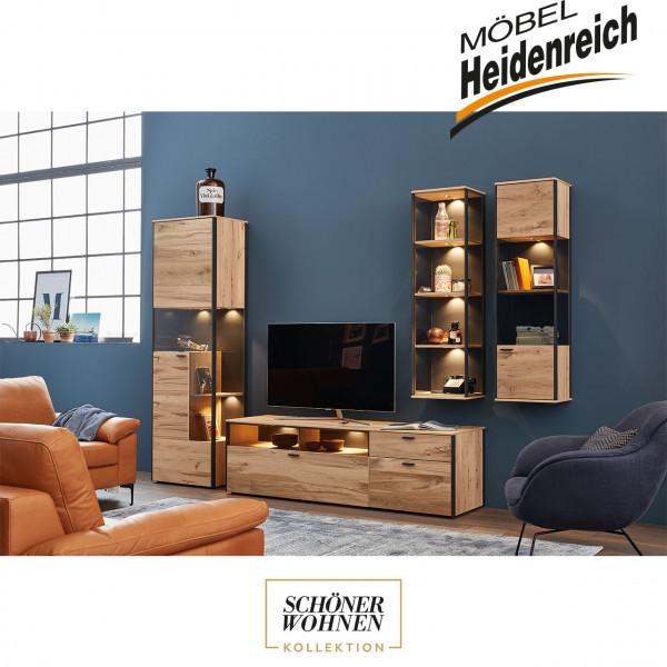 Schöner Wohnen Kollektion - ANDRA - Wohnwand 04