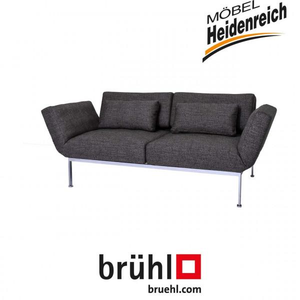 brühl roro/20-soft - Sofa-2 mit Drehsitzen - Aktions-Modell - 72005 - 0095