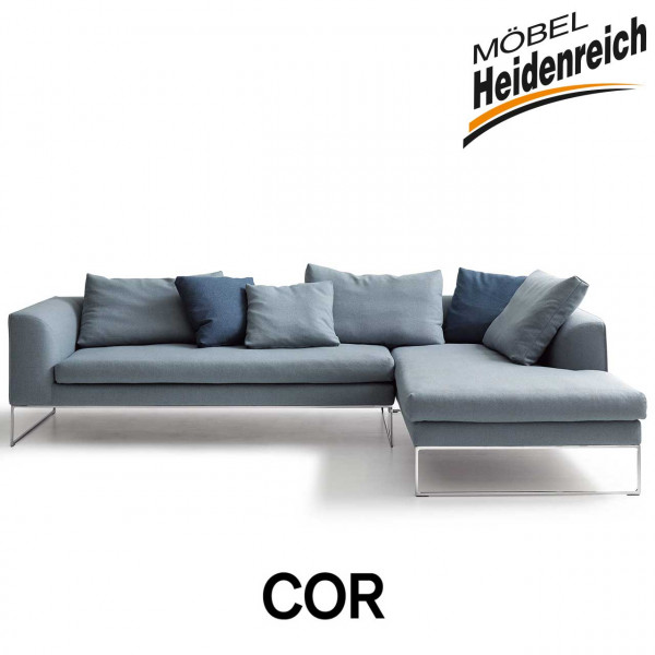 COR - Ecksofa Mell Lounge 28213 & 28609