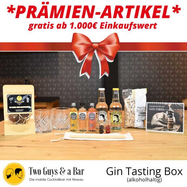 Prämien-Artikel *Gin Tasting Box*