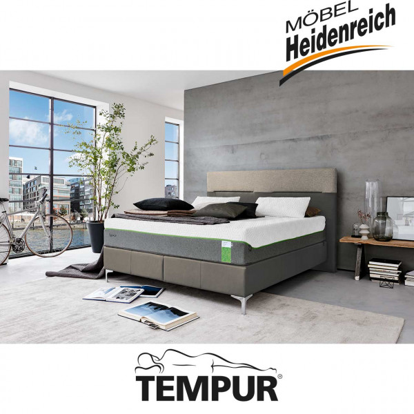 tempur boxspring bett texture boxspringbetten tempur marken m bel heidenreich. Black Bedroom Furniture Sets. Home Design Ideas