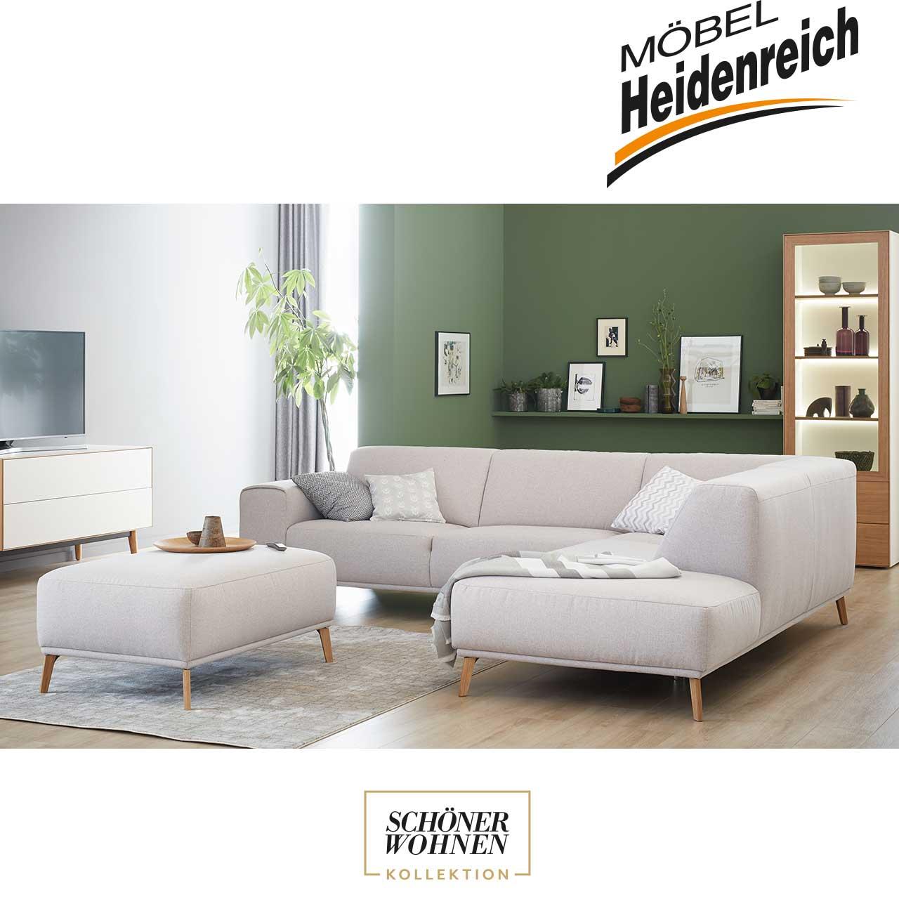 sch ner wohnen sofa gabo m bel heidenreich. Black Bedroom Furniture Sets. Home Design Ideas