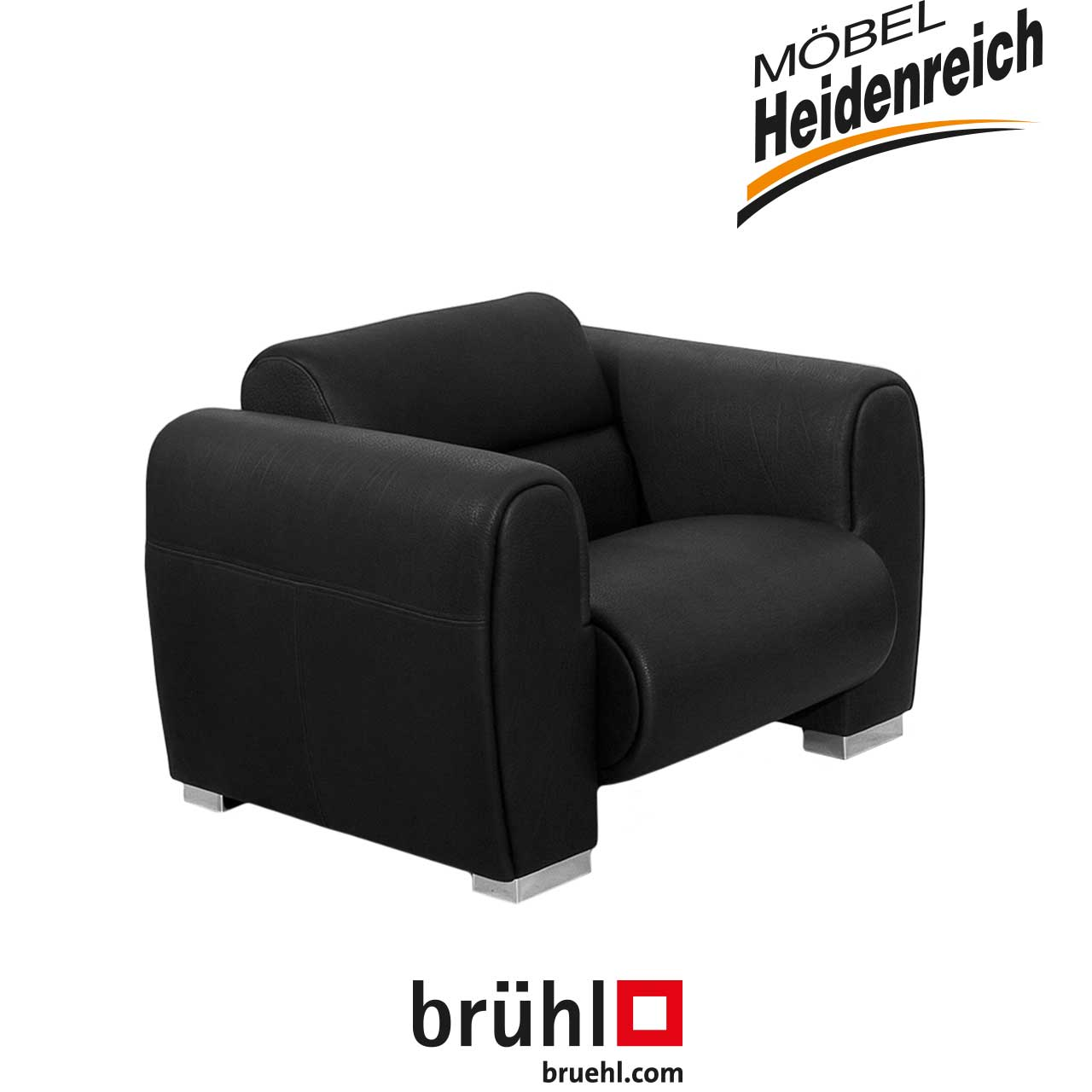 br hl sessel sumo m bel heidenreich. Black Bedroom Furniture Sets. Home Design Ideas