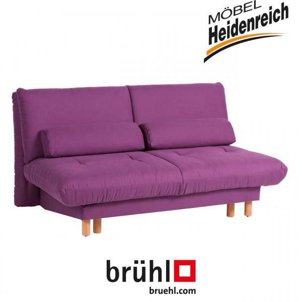 "brühl - Bettsofa ""Quint"" lila"