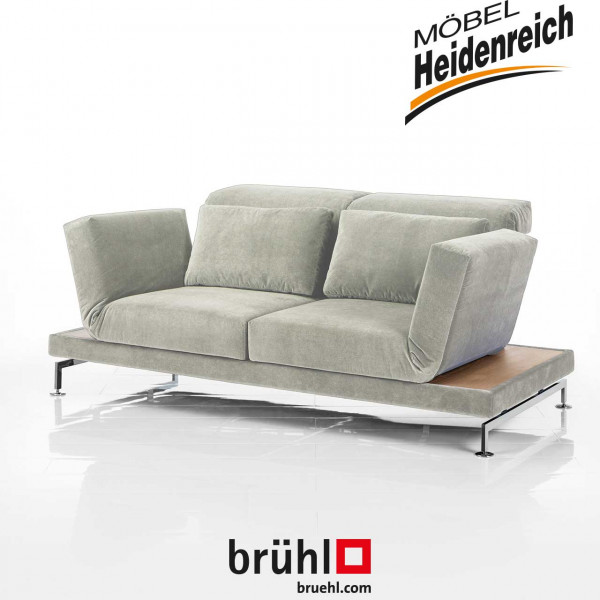 "bruehl – Sofa ""moule"" medium - samt"