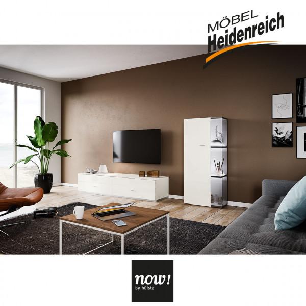 now by hülsta no.14 Vorzugskombi 990011 inkl. Beleuchtung