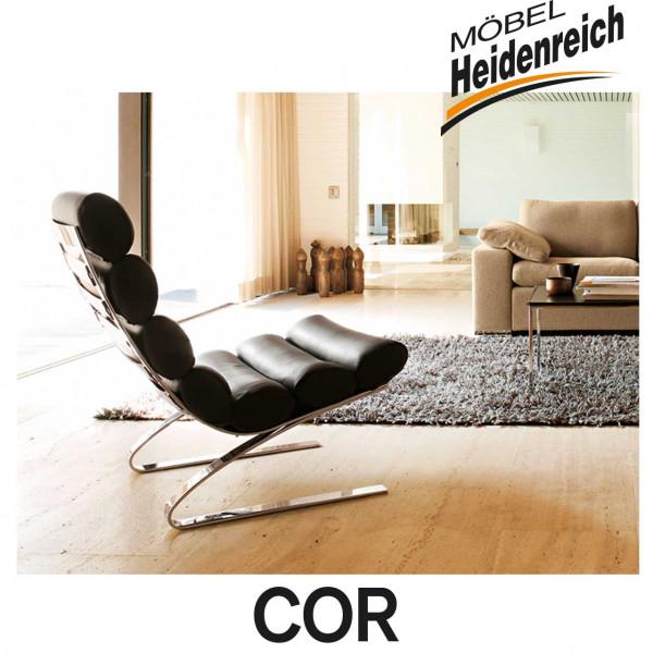 COR – Sessel SINUS – ohne Armlehnen