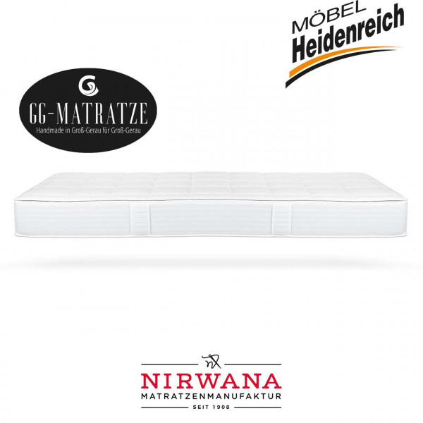 Nirwana GG Matratze – Gerer Wölkchen ecl