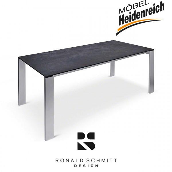 Ronald Schmitt - P 2380 Esstisch ausziehbar - Glas
