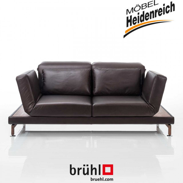 brühl moule-medium - Sofa 70107 Leder