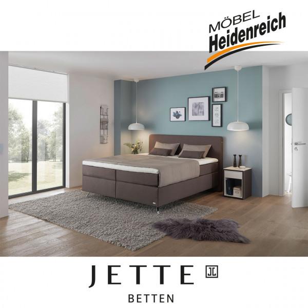 Jette #101 Boxspringbett STRAIGHT ohne Matratze