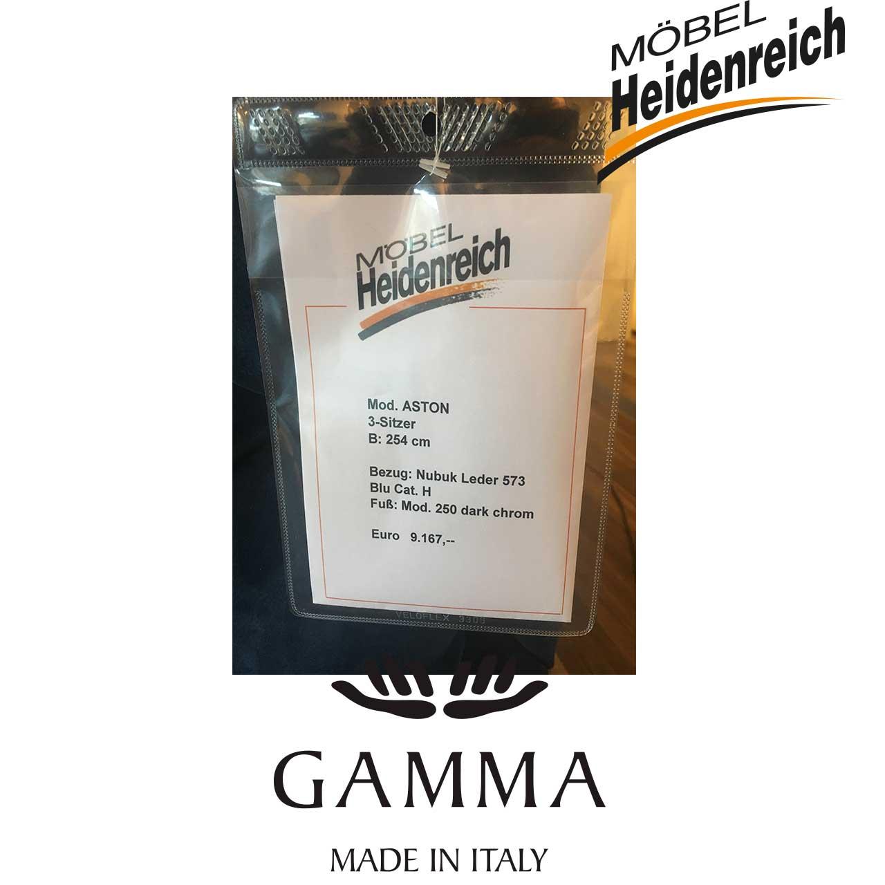 Gamma Sofa Aston Sofas Garnituren Sale Möbel Heidenreich