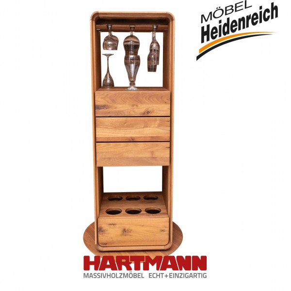 HARTMANN - BO Drehsäule mit Weinset