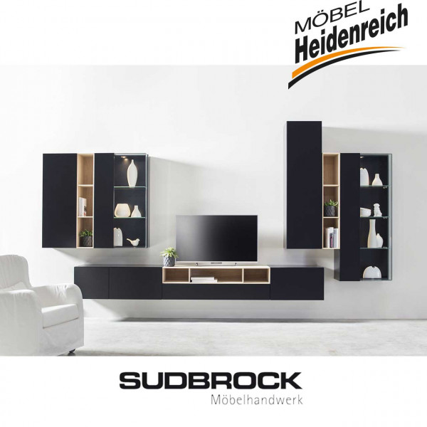 Sudbrock Wohnwand CUBO 63