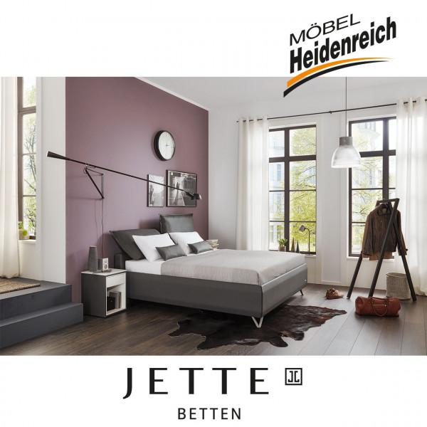 Jette #106 Polsterbett STRAIGHT mit Matratze