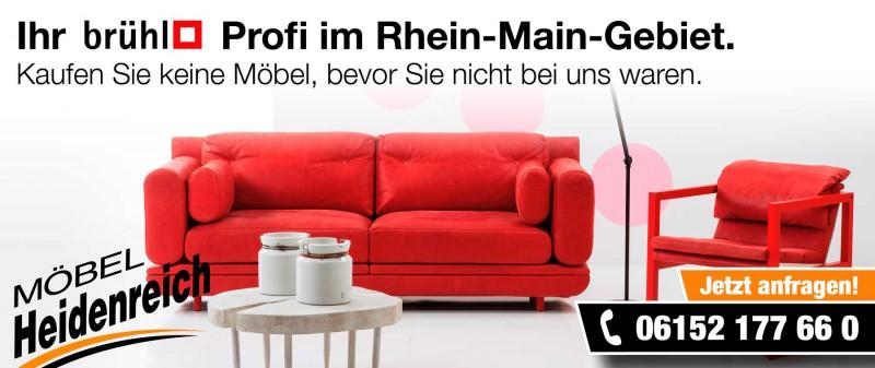 Brühl Marken Möbel Heidenreich
