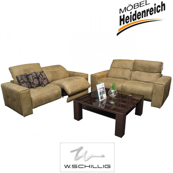 W.Schillig - Sofa Garnitur Giuuseppe - Black Label
